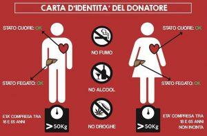 Chi può donare il sangue